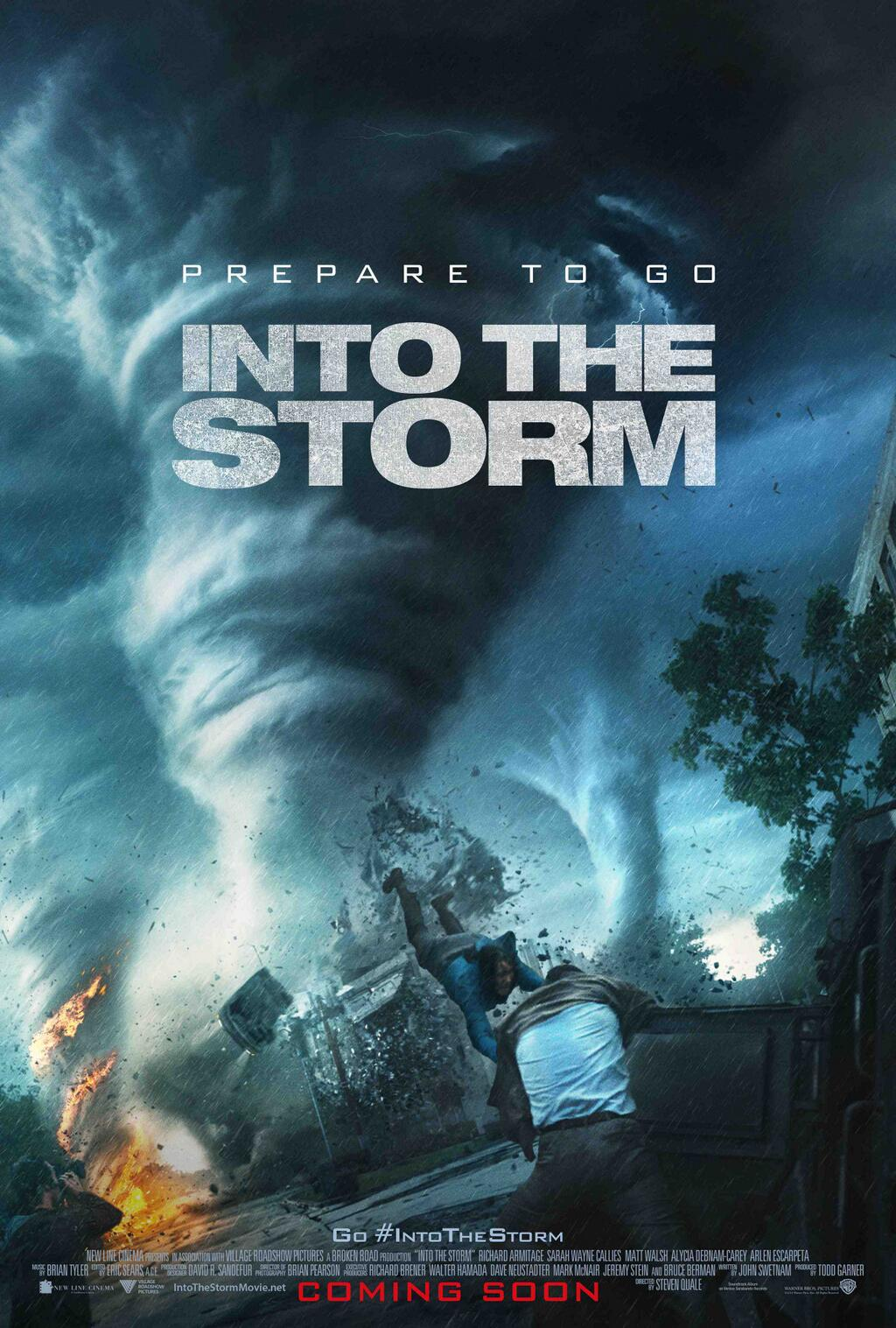 Into The Storm Review