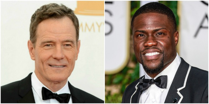 Intouchables Remake Eyes Bryan Cranston And Kevin Hart For Key Roles