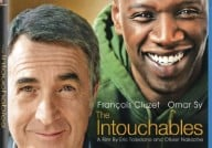 Intouchables blu-ray