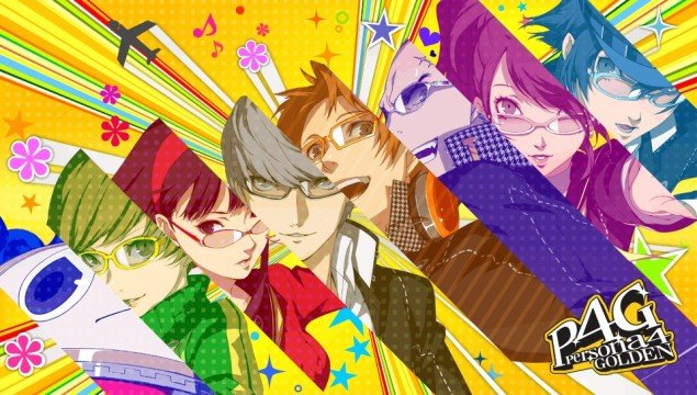 WGTC Radio #35 & 36 - Persona 4 Golden Review & Discussion Spectacular!
