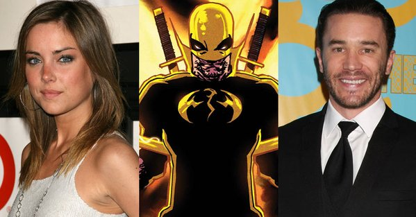 Jessica Stroup And Tom Pelphrey Join The Cast Of Marvel's Iron Fist