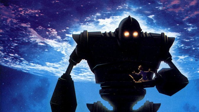 Iron Giant messianic character 8 Of The Most Memorable Messianic Characters In Modern Cinema