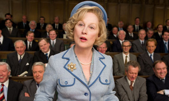 The Iron Lady Blu-Ray Review