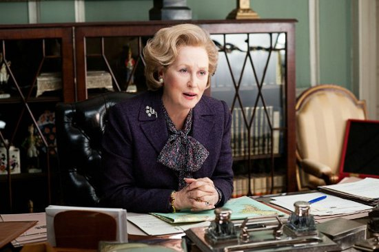 Iron Lady31 The Iron Lady Blu Ray Review