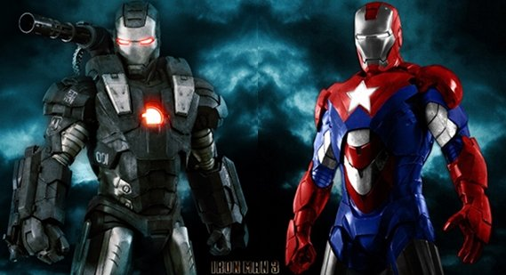 Iron Patriot Will Not Appear In Iron Man 3 (It's Just War Machine)