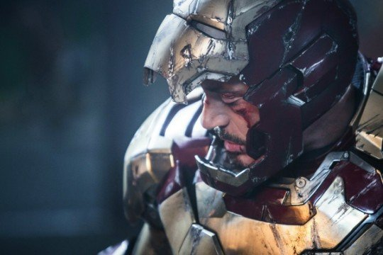 Iron Man 3 Releases A New Clip And TV Spot