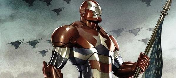 Iron Patriot Will Appear In Iron Man 3