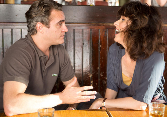 Joaquin Phoenix Is An Irrational Man In New Stills For Woody Allen's Latest Romantic Drama
