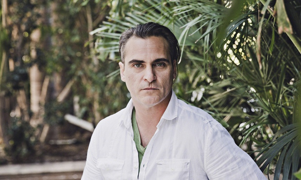 'Isn't everybody going through life trying to figure it out?' … Joaquin Phoenix.