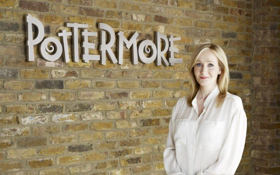 J.K. Rowling Not Ruling Out A Return To Harry Potter