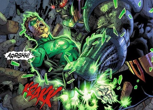 Justice League Movie Villains And Green Lantern's Role Revealed