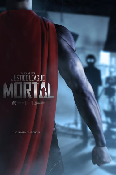 Posters For Justice League Mortal Documentary Tease What Could Have Been