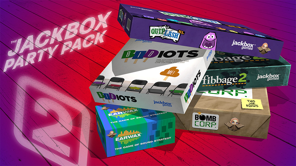 Jackbox Party Pack 2 Review