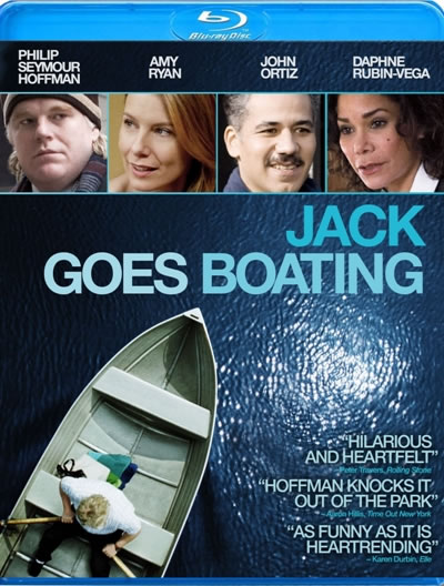 Jack Goes Boating Blu-Ray Review