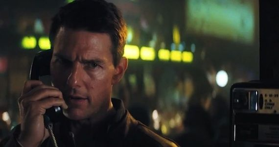 Jack Reacher Blu-Ray Review