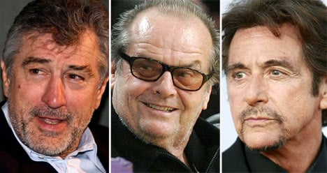 Jack Robert Pacino Robert De Niro vs. Jack Nicholson vs. Al Pacino, Who Is The Best?