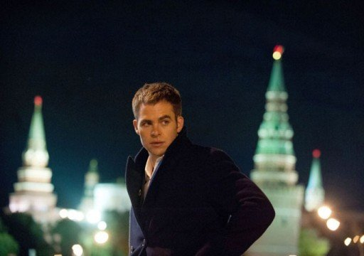 New Jack Ryan Images Show Off Chris Pine And Kevin Costner