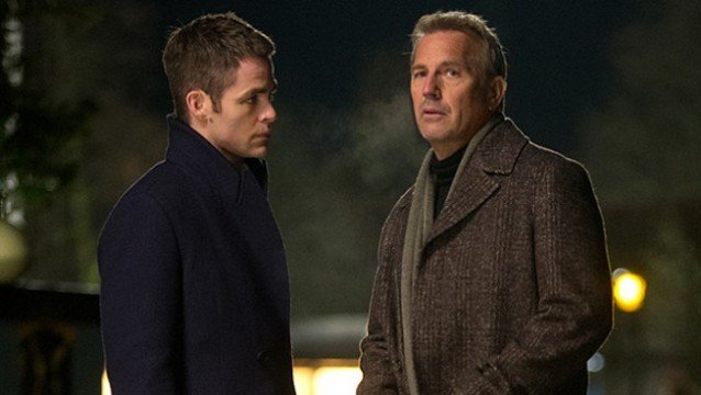 Jack Ryan Shadow Recruit Pine and Costner