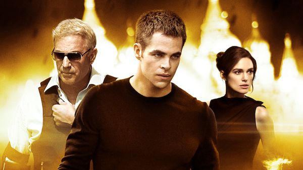 Press Conference Interview With The Cast And Director Of Jack Ryan: Shadow Recruit