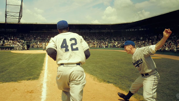 42 Trailer Mixes Baseball Legend Jackie Robinson With Jay-Z Track