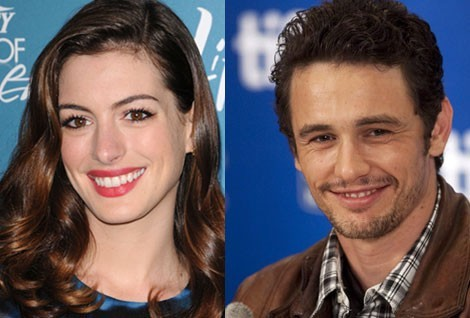 James Franco And Anne Hathaway Will Host The 83rd Academy Awards