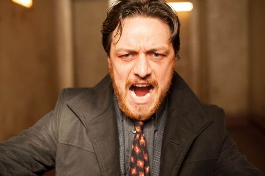 James McAvoy in Filth 2237257 541x360 10 Great Performances From 2013 That Are Unlikely To Receive Oscar Recognition