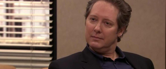 James Spader Might Join The Office Full Time
