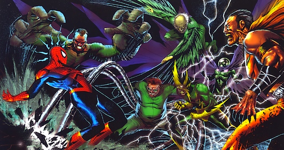 Drew Goddard Nearing Deal To Direct Sinister Six