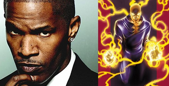 Jamie Foxx Talks Possible Electro Casting In The Amazing Spider-Man 2