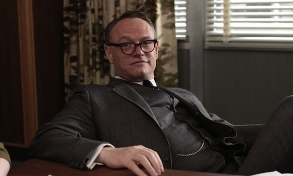 Jared Harris in Mad Men