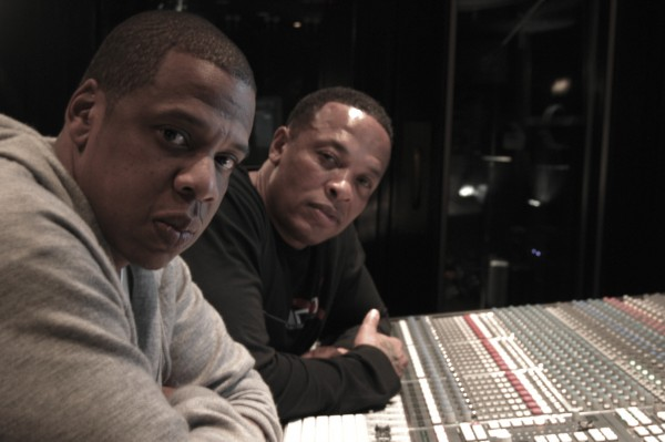 Jay-Z and Dr. Dre Are UnderPressure
