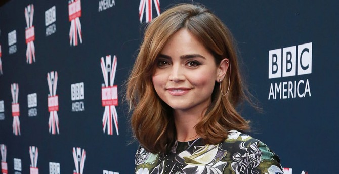 Jenna Coleman Staying On Doctor Who