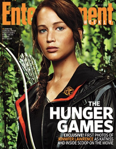 First Look At Jennifer Lawrence In The Hunger Games