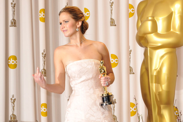 Jennifer Lawrence2 5 Humble Suggestions For Next Year's Academy Awards Ceremony