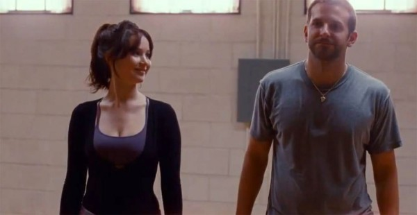 JenniferLawrenceBradleyCooper 20 Great Movie Moments From 2012