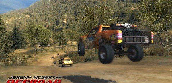 Jeremy McGrath's Offroad Hits The Dirt With New Gameplay Trailer