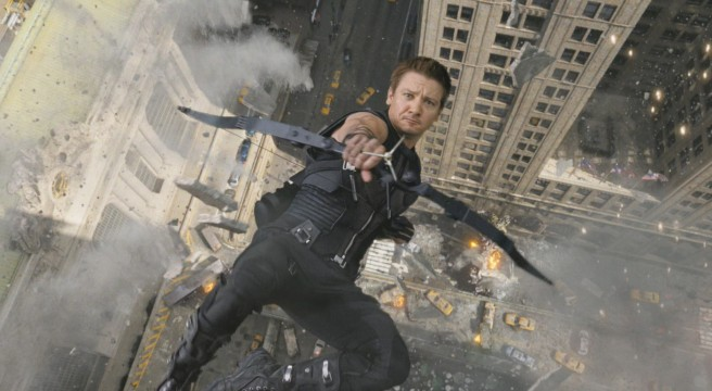 Jeremy Renner Talks Hawkeye Spin-Off And Captain America 3 Appearance