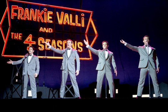 First Trailer For Jersey Boys Will Have You Singing And Dancing