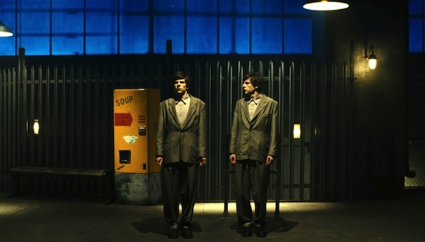 Jesse Eisenberg in The Double