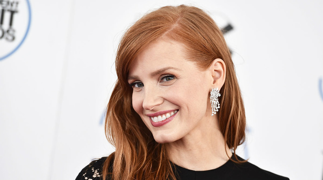 Jessica Chastain Circling Female Lead In Aaron Sorkin's Directorial Debut
