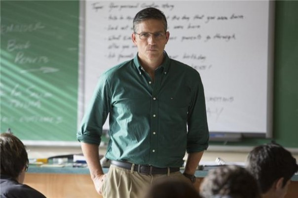 Jim Caviezel in When the Game Stands Tall