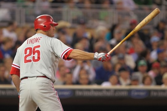 Jim Thome Traded To Baltimore Orioles