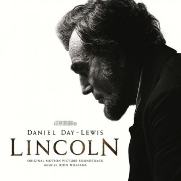 John Williams Lincoln OST WEB 2012 wAx 360x360 The Top 10 Film Scores Of 2012
