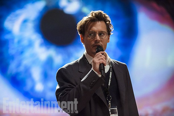 Striking Images From Wally Pfister's Transcendence Showcase All-Star Cast