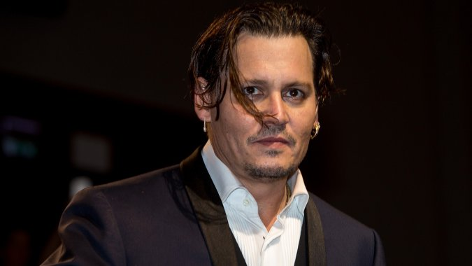 Johnny Depp Signs On For Triple Frontier