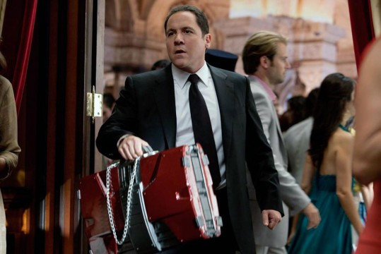 Jon Favreau Hopes To Make Magic Kingdom After The Jungle Book
