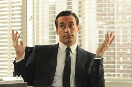 Jon Hamm in Mad Men 542x360 6 Actors Who Would Make A Better Batman Than Ben Affleck