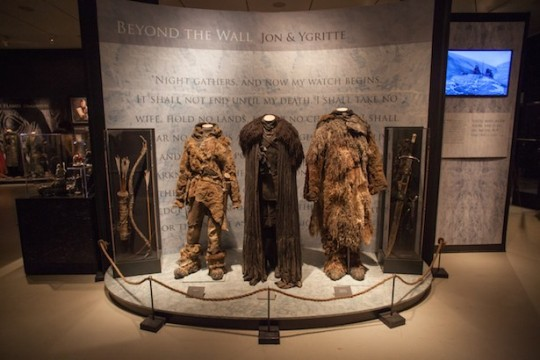 Game Of Thrones Exhibition Hits Toronto