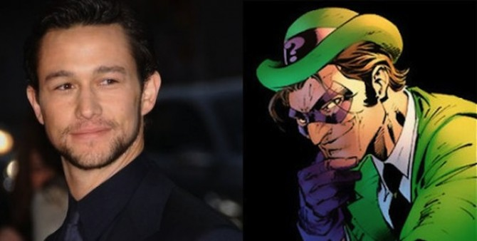 Will The Dark Knight Rises Feature The Riddler?