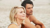 Julianne Hough and Josh Duhamel in Safe Haven